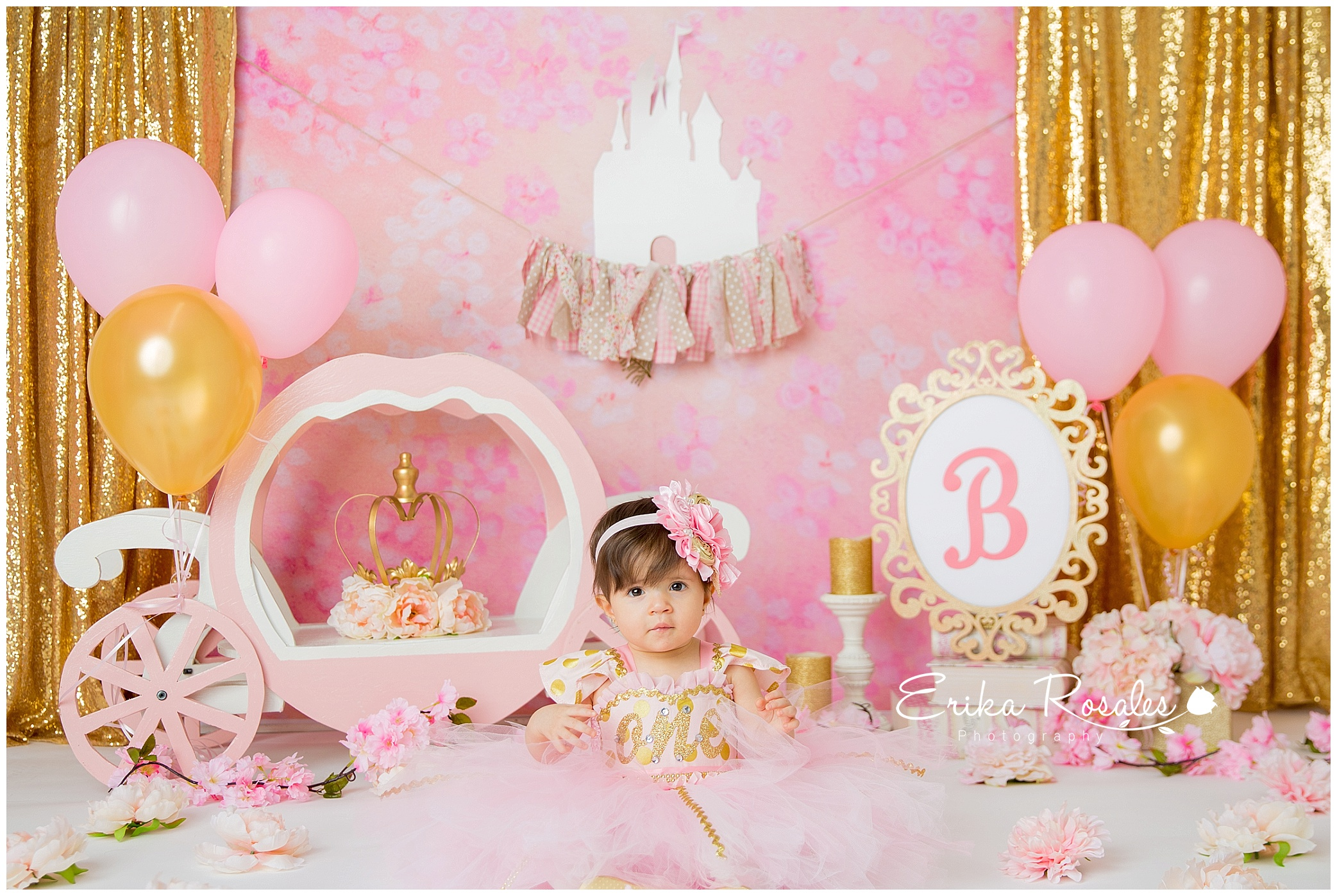Baby Princess First Birthday Archives Erika Rosales New York Photo