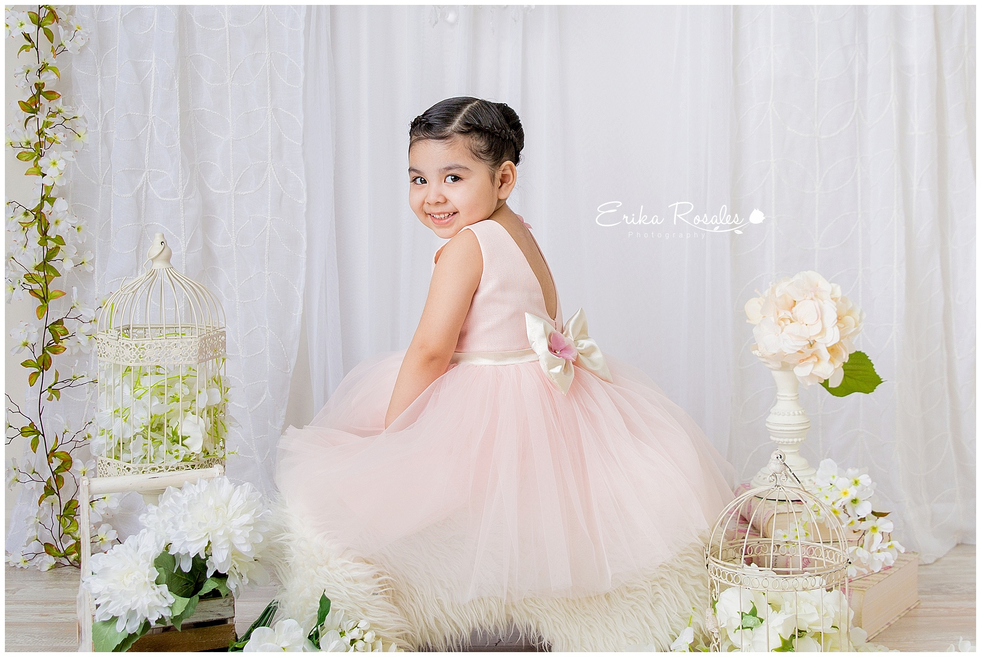 Children Session Floral theme The Bronx NY Maternity