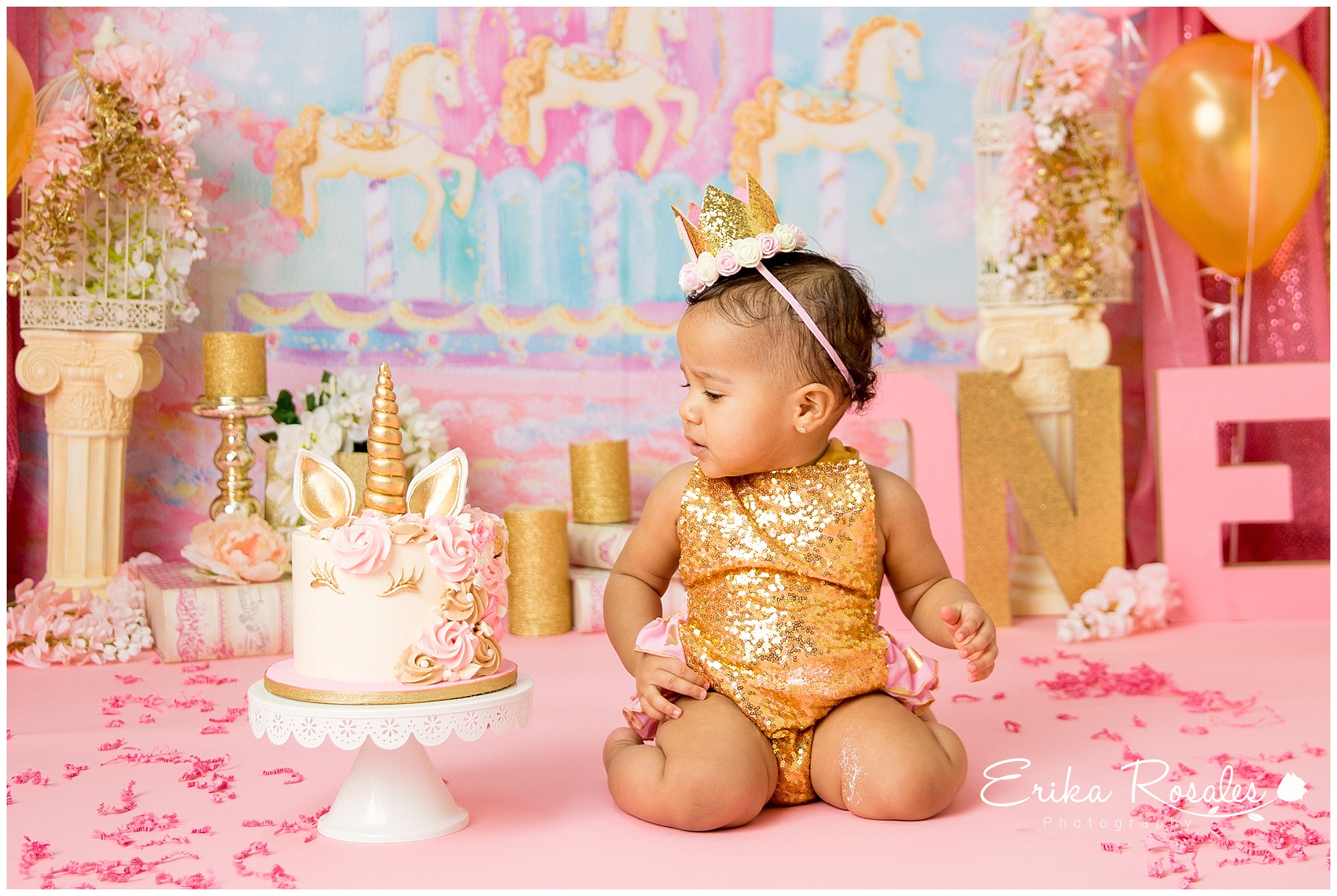 This Entry Was Posted In Graduation Photo Session And Tagged Baby Girl Birthday Studio