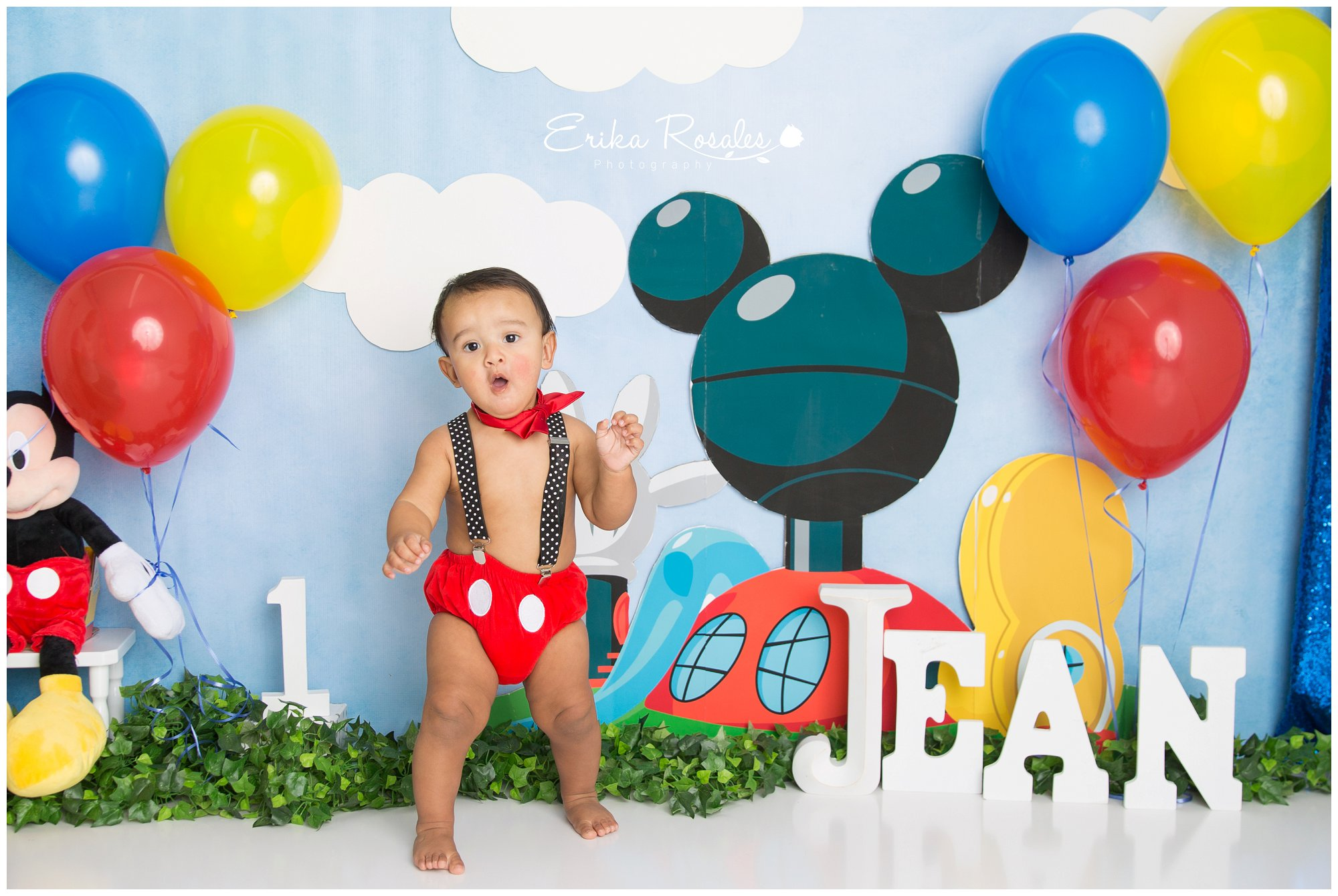 Mickey Mouse Clubhouse Smash Cake Archives Erika Rosales New York