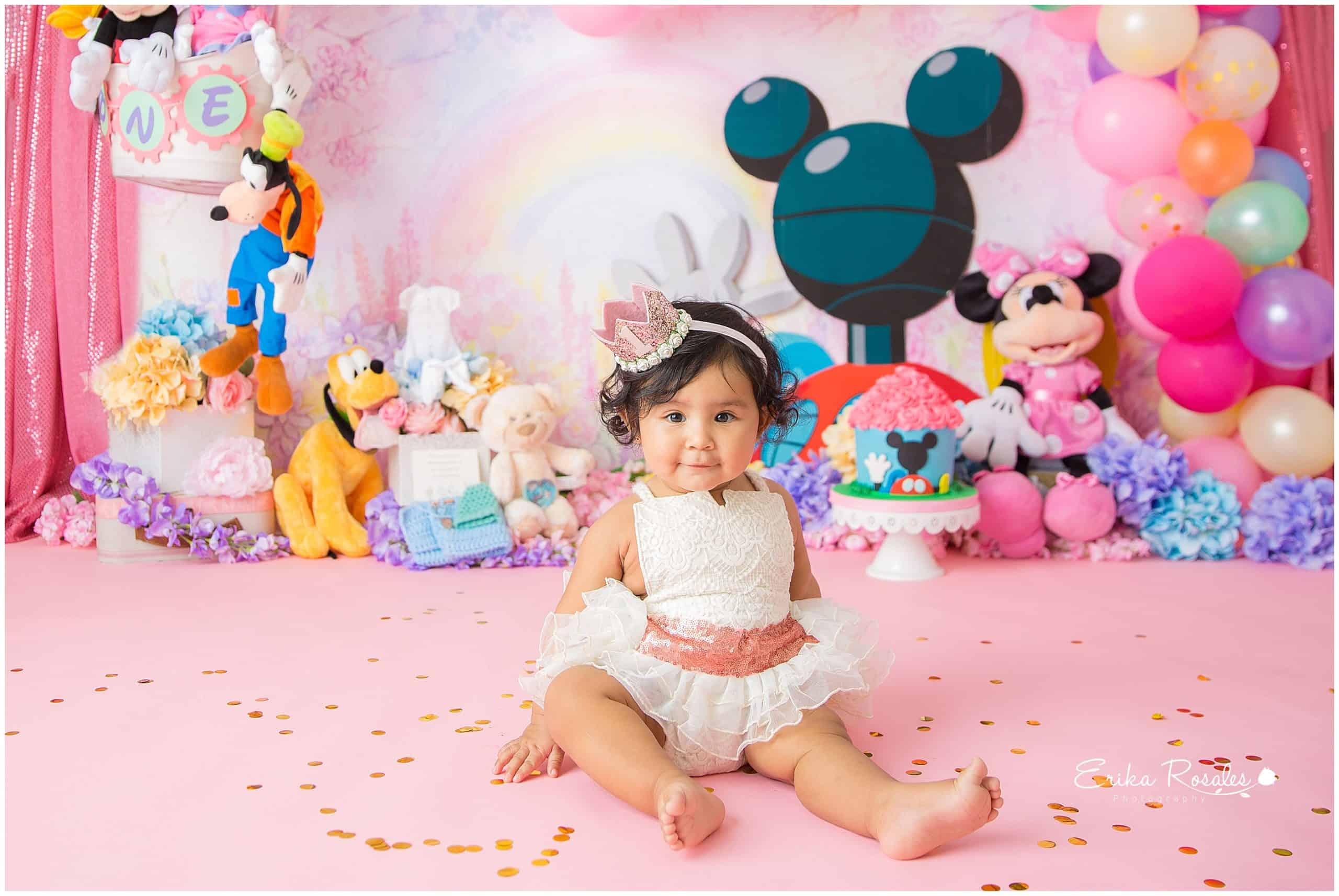 Fantastic Minnie And Mickey Mouse Club House Baby Photographer The Bronx Funny Birthday Cards Online Hendilapandamsfinfo